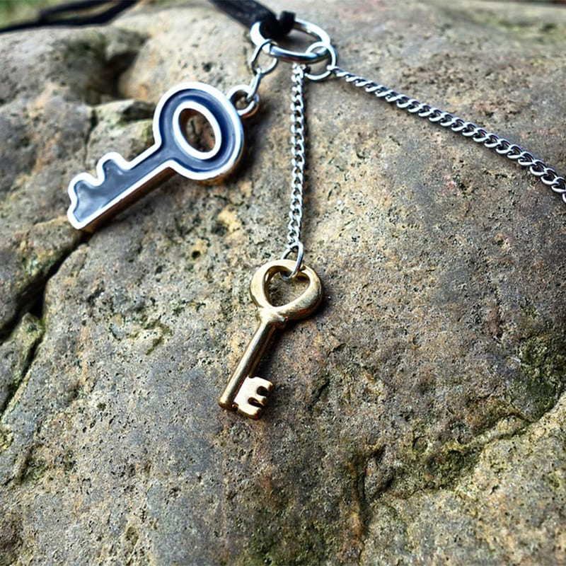 Keys necklace