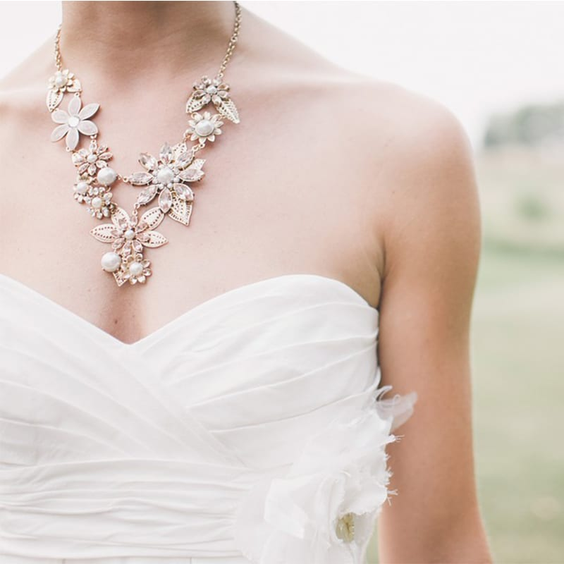 Wedding necklace
